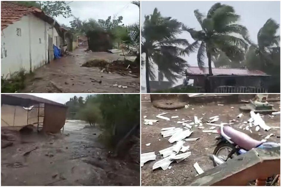 SNAŽAN CIKLON U INDIJI: U poplavama nastradalo najmanje šest ljudi VIDEO