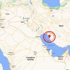 SNAŽAN ZEMLJOTRES POGODIO IRAN: Opasno se zatreslo nadomak nuklearne elektrane