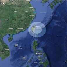 SNAŽAN ZEMLJOTRES POGODIO TAJVAN: Ljuljale se zgrade u Tajpeju, Vatreni prsten Pacifika zadaje nove udarce!