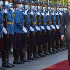 SNAŽNA VOJSKA JE GARANT VOJNE NEUTRALNOSTI! Ministar Stefanović: Vojska Srbije može da ispuni svaki zadatak!