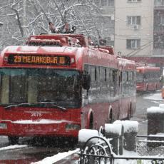 SNEG ĆE PADATI DO JUTRA Beograđane čeka novi snežni pokrivač i talas LEDENIH DANA