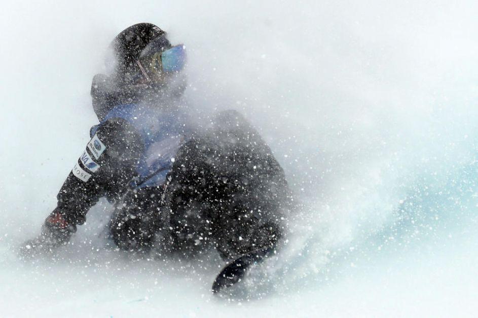 SNEG I KIŠA ODLAŽU TAKMIČENJE: Otkazane trke za skijašice u Nemačkoj zbog loših vremenskih uslova