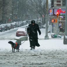 SNEG OKOVAO SRBIJU, ALI NAJGORE TEK PREDSTOJI! Padavine će trajati i narednih dana, očekuje nas preko pola metra snega!