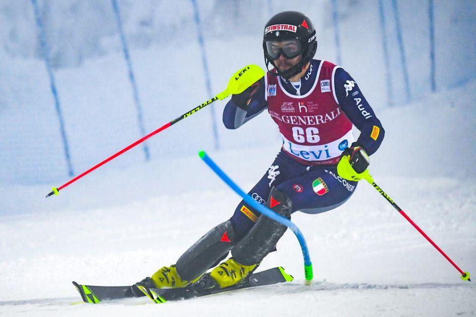 SNEŽNA OLUJA PRAVI PROBLEME: Neizvestan slalom u Val dIzeru zbog vremenskih uslova