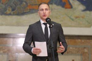 SNS Medveđe traži smenjivanje ministra Stefanovića i koordinatora Vlade za jug Srbije