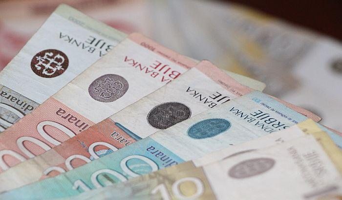 SNS mora da plati Đilasu 300.000 dinara