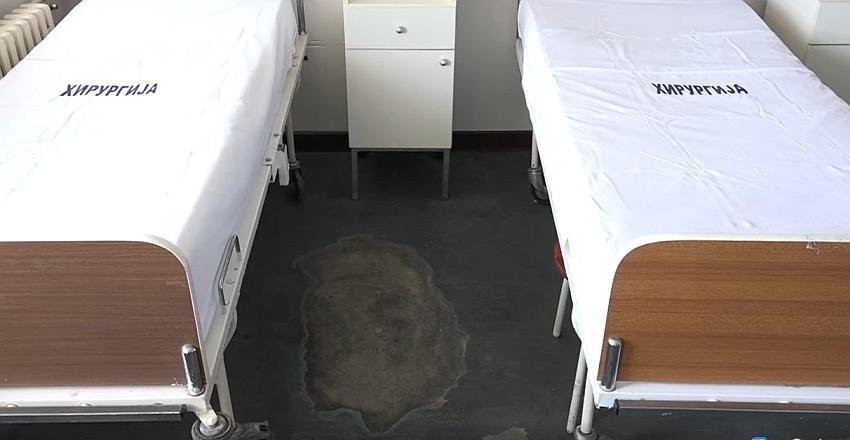 SNS od 2012. obećava Čačanima renoviranje bolnice, na kraju se udružili privrednici i građani, pa zajedno zasukali rukave