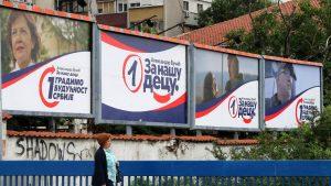SNS proglasio pobedu na izborima za mesne zajednice u Valjevu