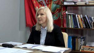 SNS se krije iza Gordane Čomić