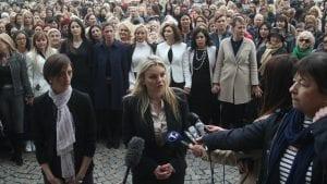 SNS žene: Pobedile smo nasilnike