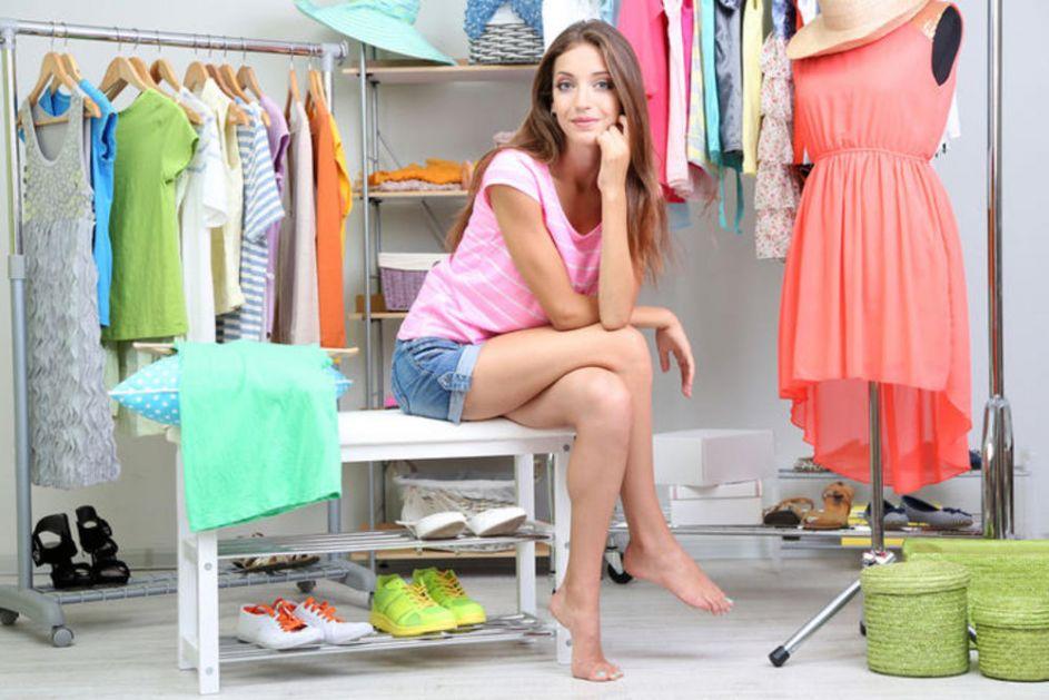 ŠOK AKCIJA: Napravite dodatni prostor za svoju odeću i to za samo 2.190 dinara!