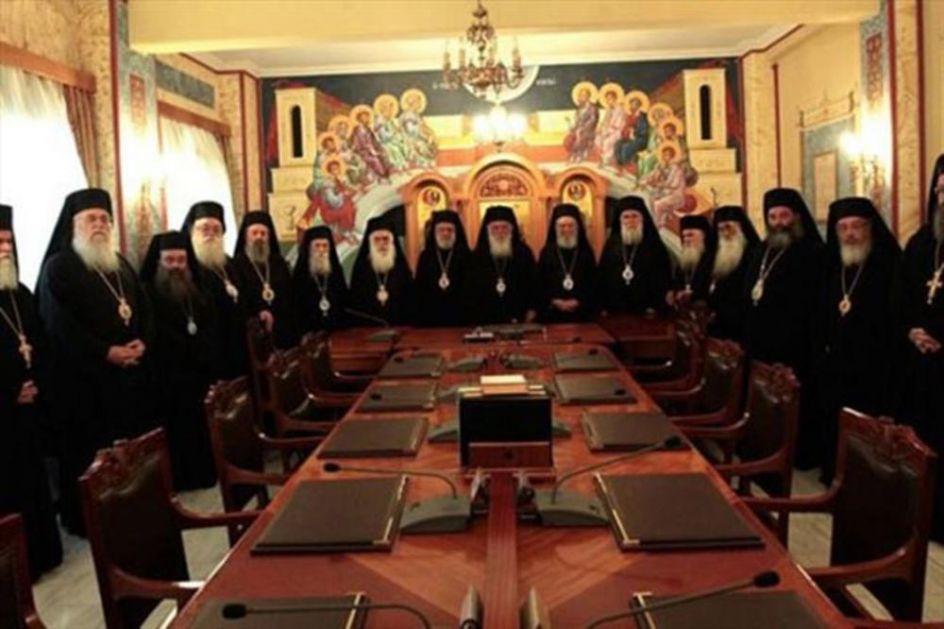 ŠOK! GRČKA PRAVOSLAVNA CRKVA PODRŽALA RASKOLNIKE U UKRAJINI:  Priznali autokefalnost Ukrajinske pravoslavne crkve! (VIDEO)