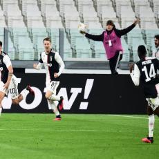 ŠOK NA APENINIMA: Fudbaler Juventusa po DRUGI put POZITIVAN na koronu!