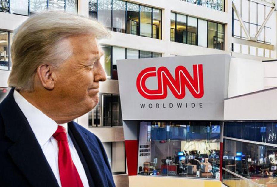 ŠOK PRIZNANJE RADNIKA CNN: Naduvavali smo broj umrlih od korone da bi srušili Trampa! VIDEO