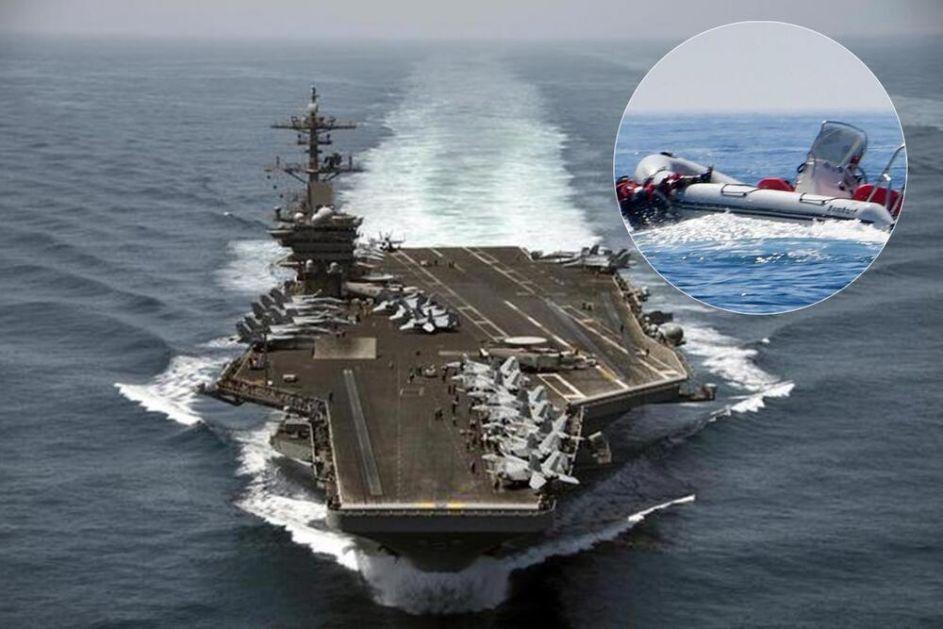 ŠOK STRATEGIJA AMERIČKE MORNARICE PROTIV KINEZA I RUSA: Od svakog broda nameravaju da naprave mali nosač aviona, evo kako VIDEO