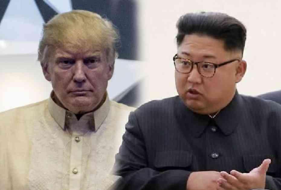 ŠOK U KOREJI! OTKAZAN SASTANAK DVE ZEMLJE: Visi i samit Trampa i Kima, Seul ponovo ljut na Amerikance (VIDEO)