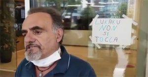 ŠOK U MILANU: Navijač upao u prostorije kluba i poslao poruku upravi – Italija bruji o njegovom gestu! (VIDEO)