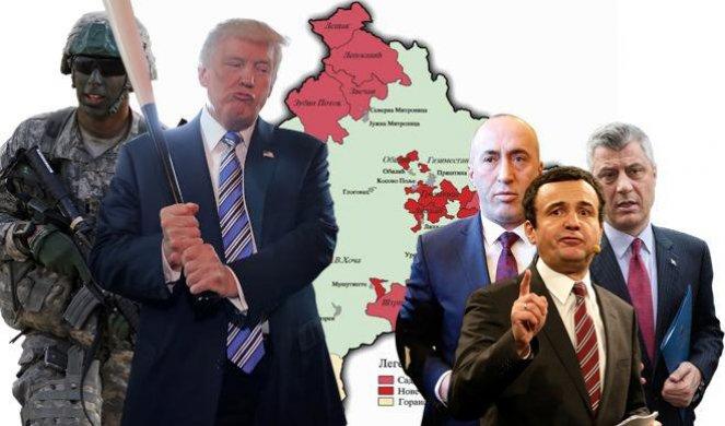 ŠOK U PRIŠTINI – AMERIKA DIŽE RUKE OD KOSOVA!? Može li Srbija verovati Vašingtonu, ili je reč samo o igri uoči PREDSEDNIČKIH IZBORA U SAD?!