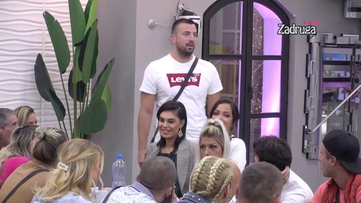 ŠOK! Vladimir priznao kako bi reagovao da sazna da je Mina TRUDNA, PA ZAINTRIGIRAO SVE! (VIDEO)