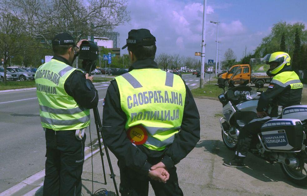 ŠOK ZA SAOBRAĆAJNU POLICIJU Otac sa 1,3 promila vozio dete divljajući 175 kilometara na sat, otkriven i jedan NEOBIČAN slučaj u BG