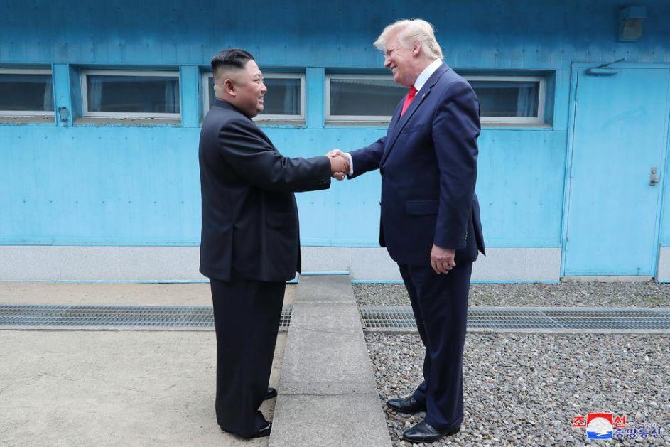 ŠOKANTAN POTEZ AMERIKE I JUŽNE KOREJE: Odložili vojne vežbe da bi dali šansu razgovorima sa Kimom
