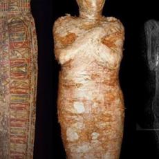 ŠOKIRANI OTKRILI DA JE MUMIFICIRANA ŽENA BILA TRUDNA: Mumija stara 2.000 godina krije strašnu tajnu (FOTO/VIDEO)
