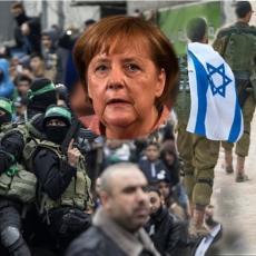 SOLIDARIŠEMO SE SA NJIMA Merkelova odabrala stranu u palestinsko-izraelskom sukobu!