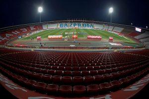 ŠOU NA MARAKANI: Trener Mladosti nasmejao ceo stadion! (VIDEO)