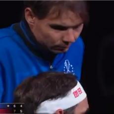ŠPANAC ZNA! Nadal govorio Federeru šta treba da radi (VIDEO)