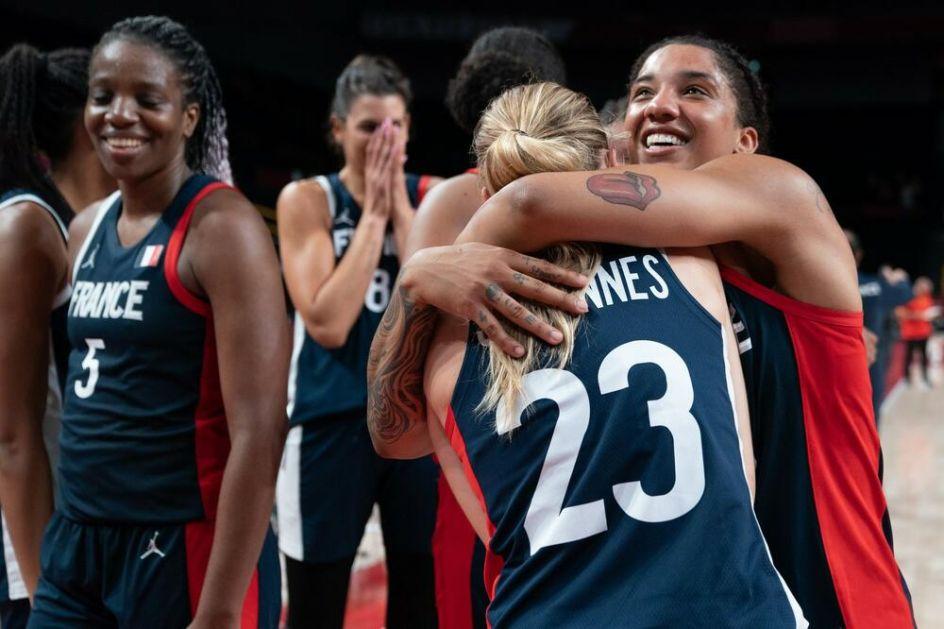 ŠPANIJA IDE KUĆI: Francuska protiv Japana, Srbija na Ameriku u polufinalu OI u košarci!