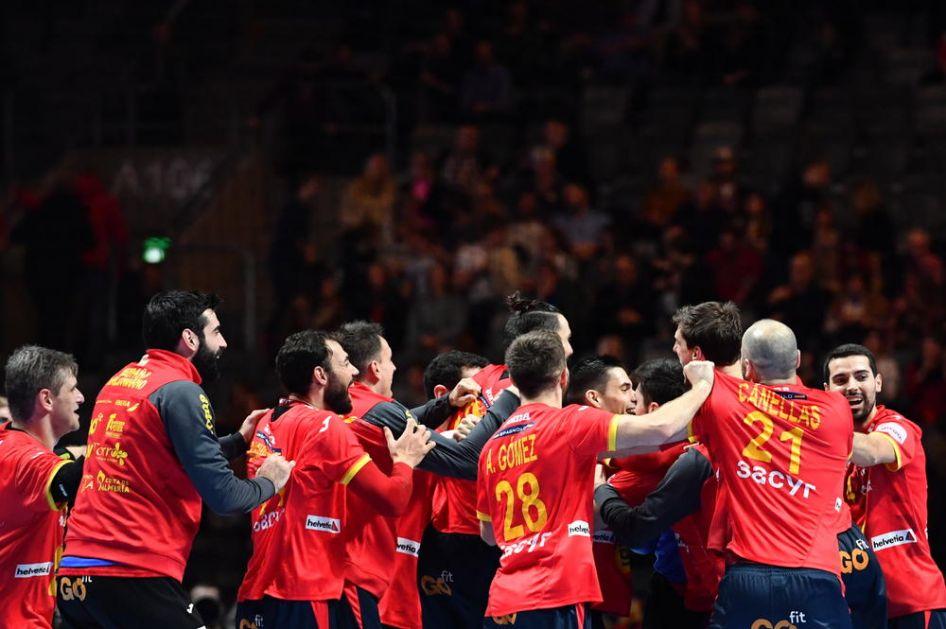 ŠPANIJA TREĆI PUT ZAREDOM U FINALU: Crvena furija precrtala Sloveniju i protiv Hrvatske brani titulu