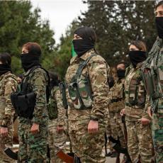 SPASITE SEBE I SVOJU DECU, VRAĆAJU SE PRAVI SINOVI Jeziva pretnja Turaka Kurdima, spremaju napad na grad (FOTO)