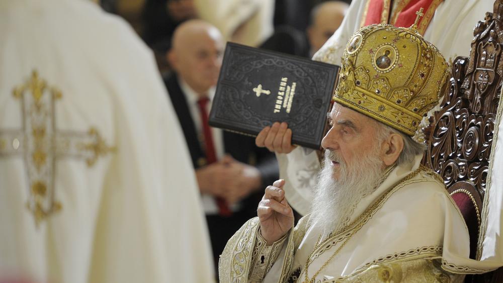 SPC DANAS OBELEŽAVA VAŽAN JUBILEJ: 10 godina od izbora patrijarha Irineja