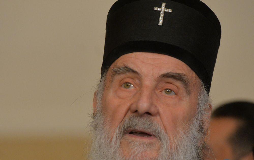Irinej, deset godina na čelu SPC: Nikad nije bilo lako biti patrijarh, danas posebno boli što se Crna Gora odriče Srbije