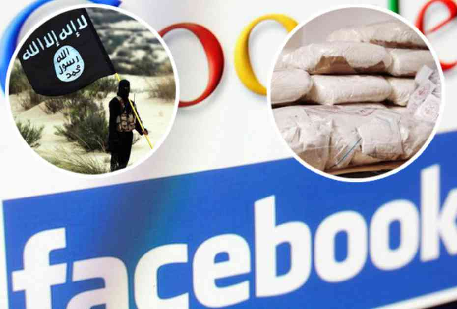 SPECIJALAC DEA ŠOKIRAO BRITANSKE PARLAMENTARCE: Evo kako teroristi koriste društvene mreže za TRGOVINU DROGOM (VIDEO)