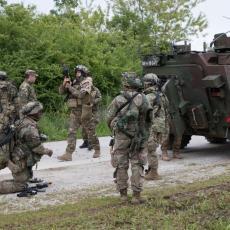 SPECIJALNI ZADATAK: Slovenija poslala vojsku na granicu sa Italijom!