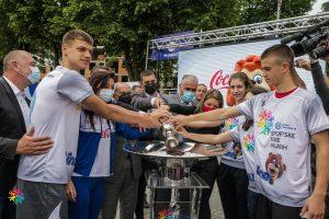 SPEKTAKL U ČAČKU: Igre mladih osvajaju Srbiju!
