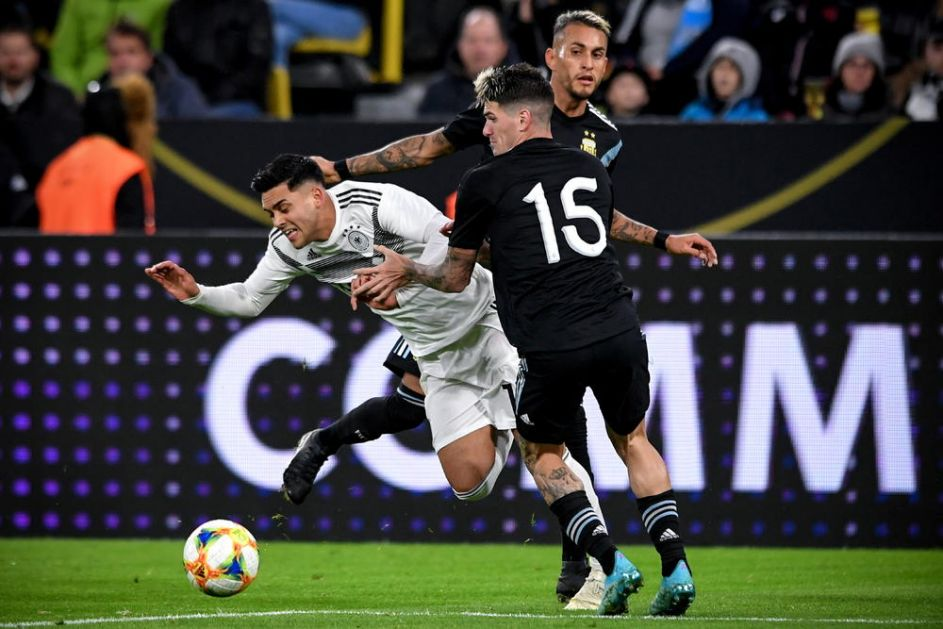 SPEKTAKL U DORTMUNDU: Nemačka vodila 2:0, Argentina izborila remi (VIDEO)