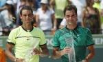 SPEKTAKL U MADRIDU: Nadal i Federer na Santjago Bernabeu pred 80.000 ljudi
