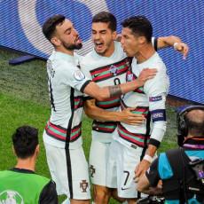 SPEKTAKL U MINHENU: Ronaldo napada Nemce kojima preti eliminacija