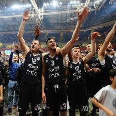 SPEKTAKL U NAJAVI: Partizan u Areni juri prolaz u Evrokupu! Poznate cene karata