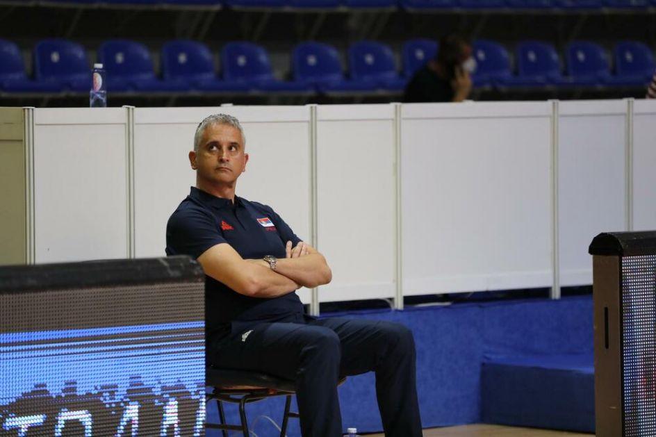SPISAK PROBLEMA ZA KOKOŠKOVA SVE DUŽI: Posle Lučića ni Gudurić ne igra u kvalifikacijama za Tokio
