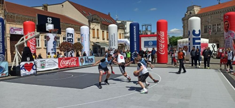 SPORTSKE IGRE MLADIH: Odličan basket igrao se u Sremskoj Mitrovici