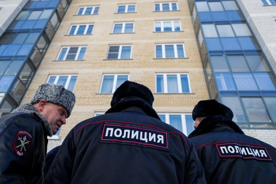 SPREČEN TERORISTIČKI NAPAD U MOSKVI: Napadač iz Centralne Azije umalo detonirao bombu u vladinoj zgradi!