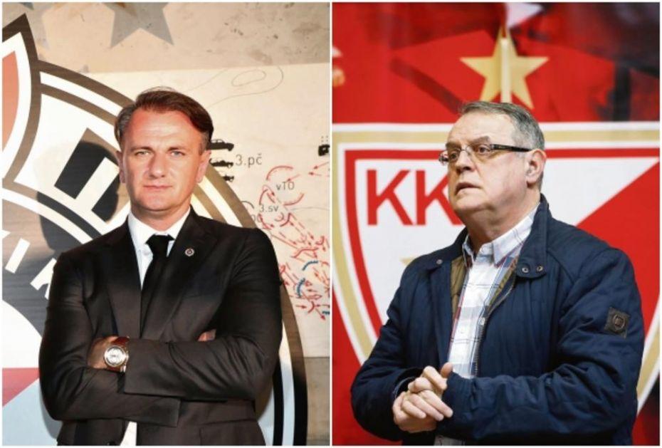 SPREMA SE SASTANAK! Zvezda i Partizan za istim stolom: Da li to Budućnost opet mora da bude šampion?!