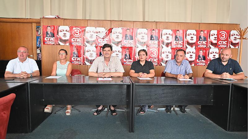 SPS Bor: Osuđujemo napad na Milikića