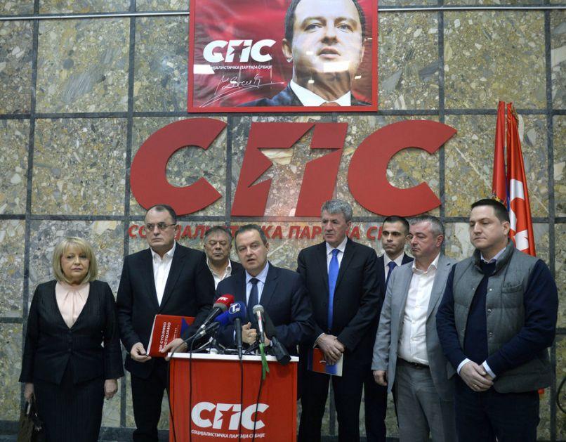 SPS odlučio o izborima, utvrdio listu kandidata za parlament