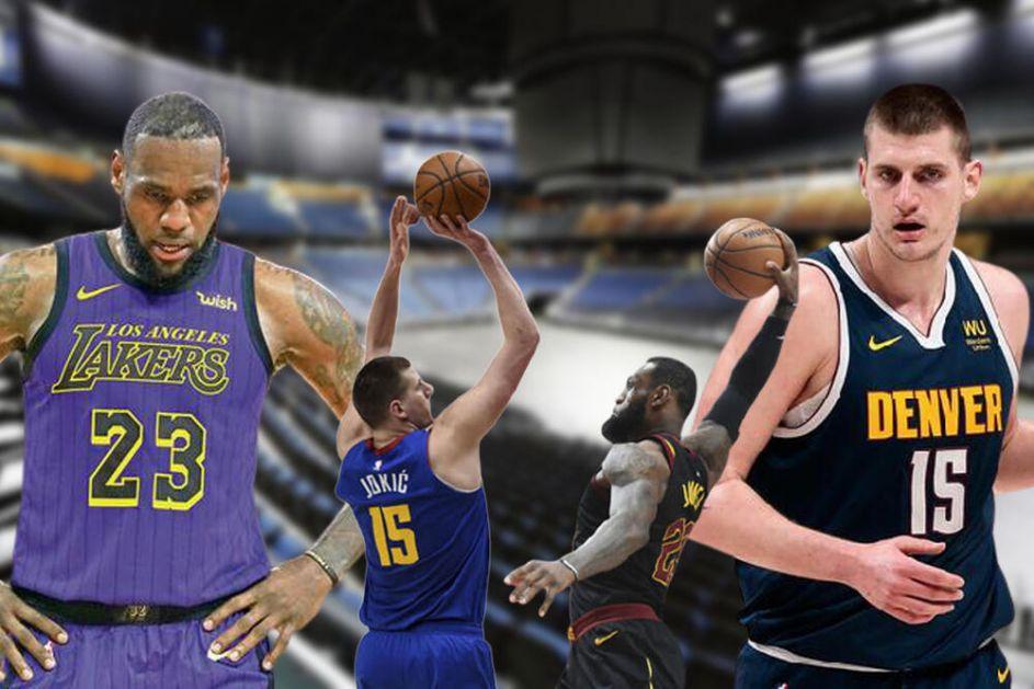 SRAMOTNE IGRE U NBA LIGI: Klipersi namerno gube, nameštaju Jokićev Denver da igra protiv Lebronovih Lejkersa!