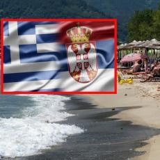 SRBI, IZVOLITE! Dok Crna Gora zabranjuje ulazak SRPSKIM TURISTIMA, u Grčkoj su naši građani PRIVILEGOVANI