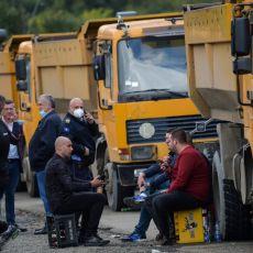 SRBI NASTAVLJAJU DA SE BORE PROTIV NEPRAVDE: Peti dan blokade na Jarinju i Brnjaku - Rosu i dalje na punktovima